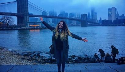 Foto: Instagram - Nataliesaupairblog